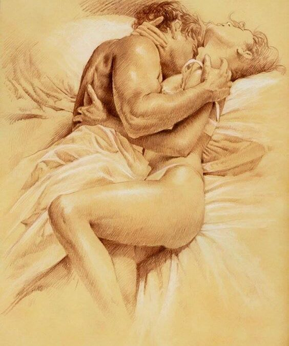 Sacred Sexuality is a Portal to the Divine and All Knowledge.