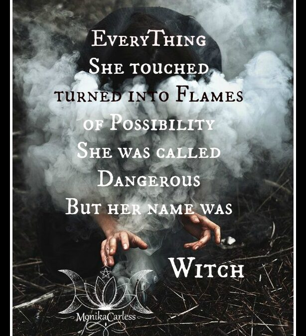 Flames of Possibility.