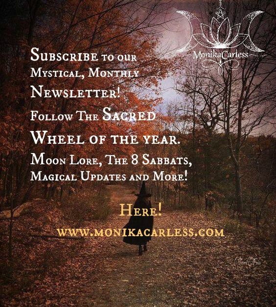 Subscribe to Our New, Mystical Newsletter!