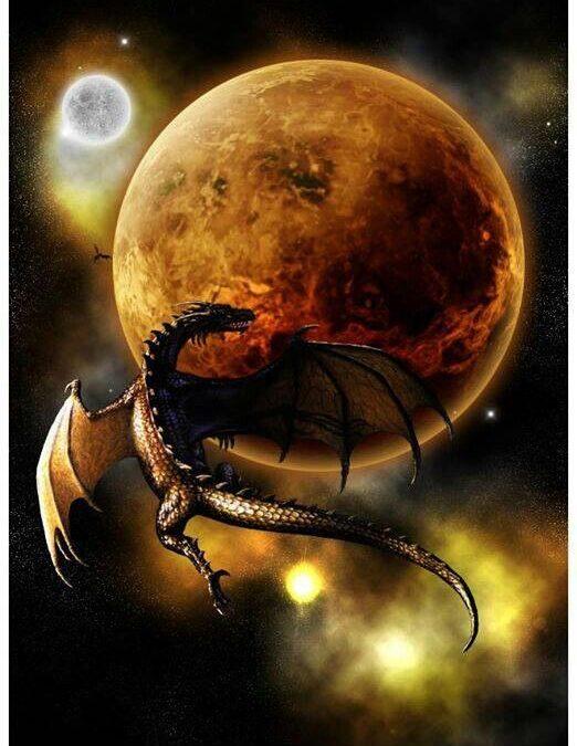 New Moon In Sagittarius. Walking Through the Fire.