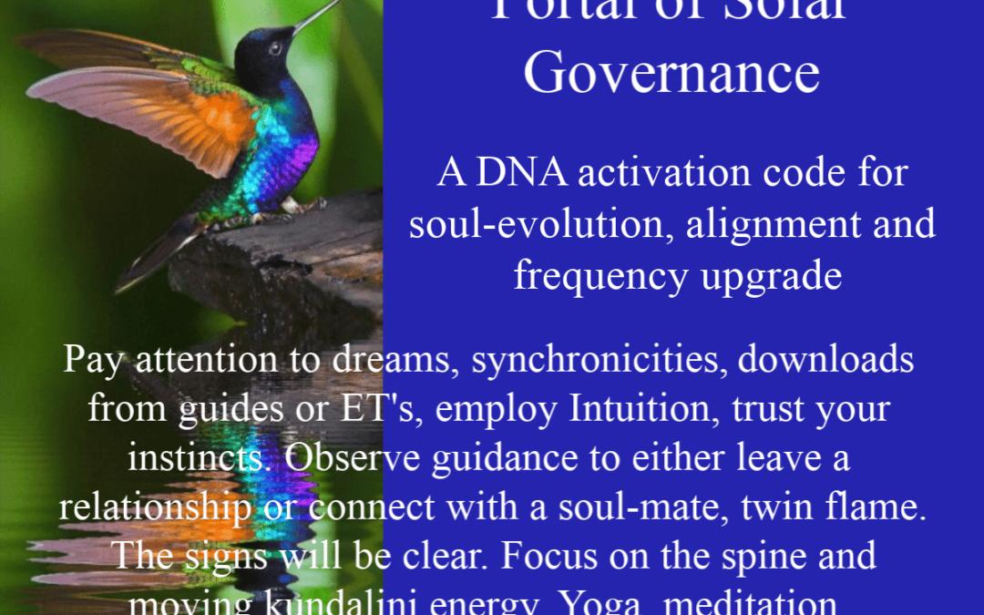 12.12: Portal of Solar Governance.