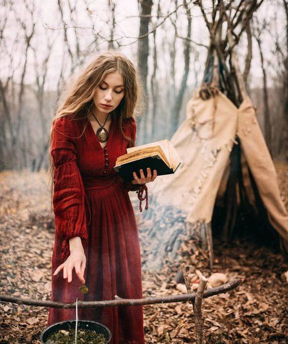 Equinox Journal Magic for the Wild and Heathen. Awaken your Inner Mystic.