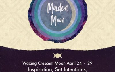 New Moon in Taurus. Unexpected Changes, Raw Edges and Hope.