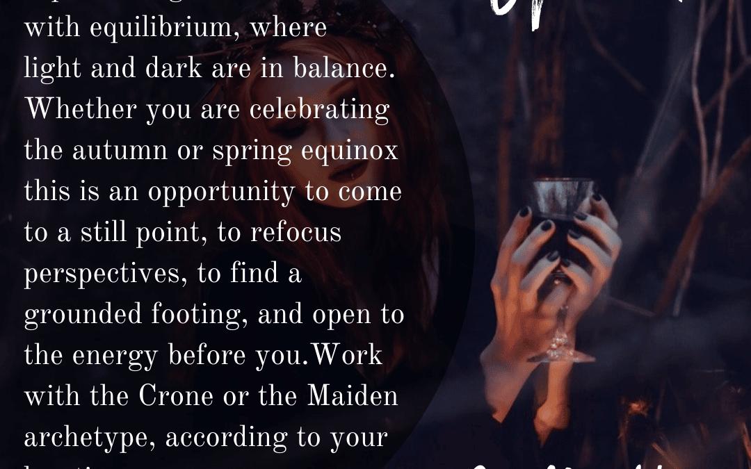 Equinox. #4 Portal. Consciousness Shifts.